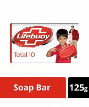 Lifebuoy: Total Soap 125gm