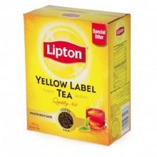 Lipton : Yellow Label Tea