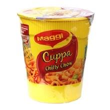 Maggi: Chilli Chow Cuppa 70gm