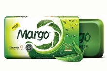 Margo: Neem Vit E Soap 100gm