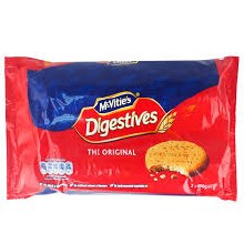 Mcvities Digestives: Orig 800g