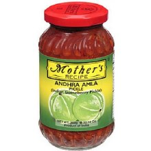 Mother's : Andhra Amla Pickle