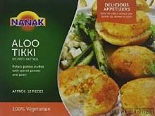 Nanak: Aloo Tikki 12ct
