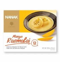 Nanak: Mango Rasmalai 12ct