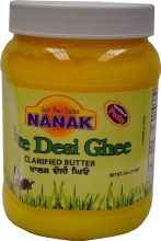 Nanak: Pure Desi Ghee 3.5 Lbs