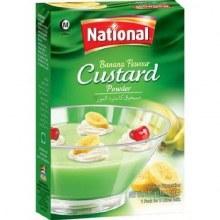 National: Custard Powder 300gm