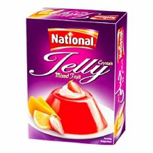 National : Jelly Mix. Fruit