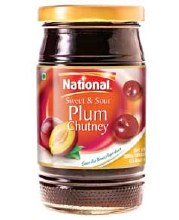 National Plum Chutney 390 Gm.