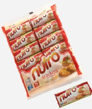 Nutro: Crackers 12pck