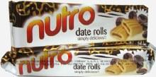 Nutro: Date Roll 125g
