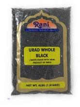 Rani: Urad Whole Black 4 Lbs