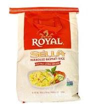 Royal: Chef Secret Sela Basmat