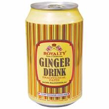 Royalty : Ginger Beer
