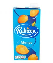 Rubicon: Mango Juice 1lt