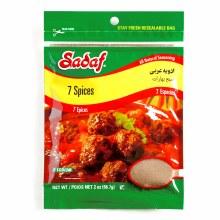 Sadaf : 7 Spices 2 Oz.