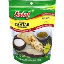 Sadaf : Green Zatar Mix 170gm.
