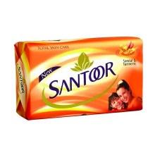 Santoor :sandal Soap 100g.