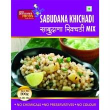 Sdf: Sabudana Khichadi