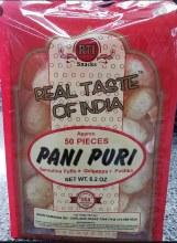 Shan: Pani Puri 50ct