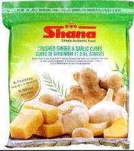 Shana: Crushed Ginger Garlic