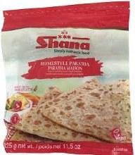 Shana: Homestyle Paratha 5pcs