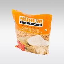 Sohum: Chakki Whole Wheat Atta