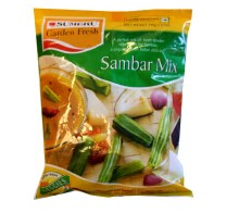 Sumeru : Sambar Mix 340gm.
