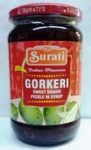 Surati : Gorkeri Pickle