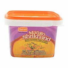 Surati : Mango Shrikhand 400g.