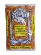 Swad : Almonds Whole 800gm.