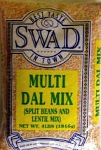 Swad: Dal Mix 4lbs