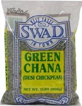Swad: Green Chana 2lb