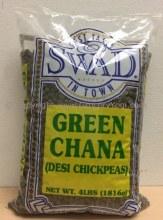 Swad: Green Chana 4lb