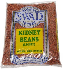 Swad: Kidney Beans Light 4lb