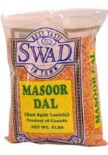 Swad: Masoor Dal 4lb
