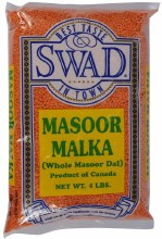 Swad: Masoor Malka 4lb