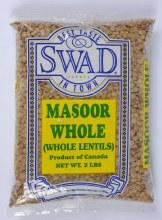 Swad: Masoor Whole Desi 2lb