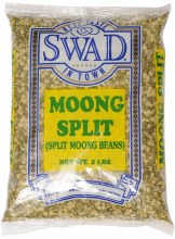 Swad : Moong Split 2 Lbs