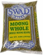 Swad : Moong Whole 4 Lbs