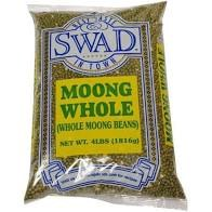 Swad : Moong Whole Small  2lbs
