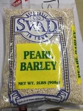 Swad : Pearl Barley