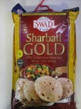 Swad: Sharbati Gold Atta 20lb