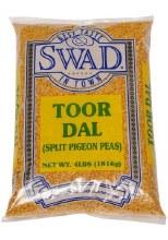 Swad: Toor Dal 4lb