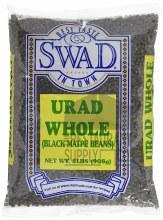 Swad : Urad Whole 2lbs Black