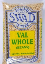 Swad : Val Whole 4lbs.