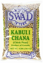 Swad: Kabuli Chana 4lb