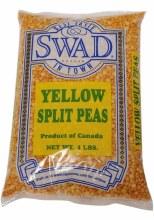 Swad: Yellow Split Peas 4lb