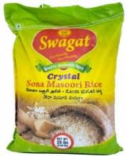Swagat: Sona Masoori Crystal