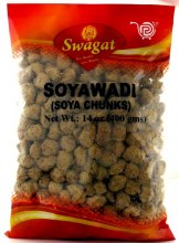 Swagat: Soya Chunks 400gm