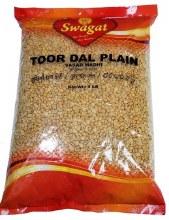 Swagat : Toor Dal Plain 4 Lbs